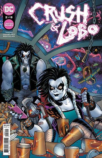 Crush & Lobo #2