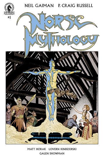 NORSE MYTHOLOGY II #1 CVR A RUSSELL