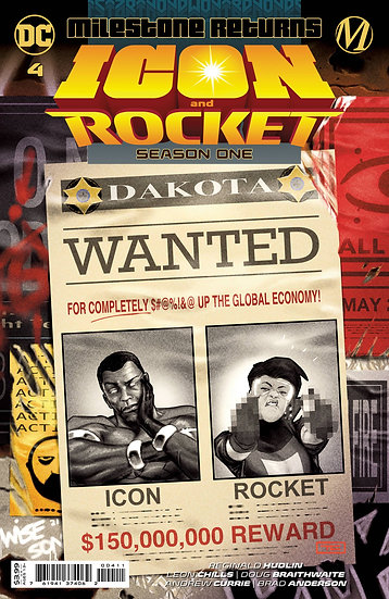 Icon & Rocket: Season One #4