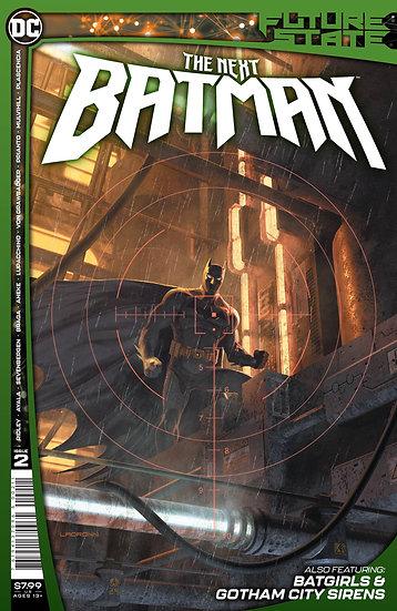 FUTURE STATE THE NEXT BATMAN #2