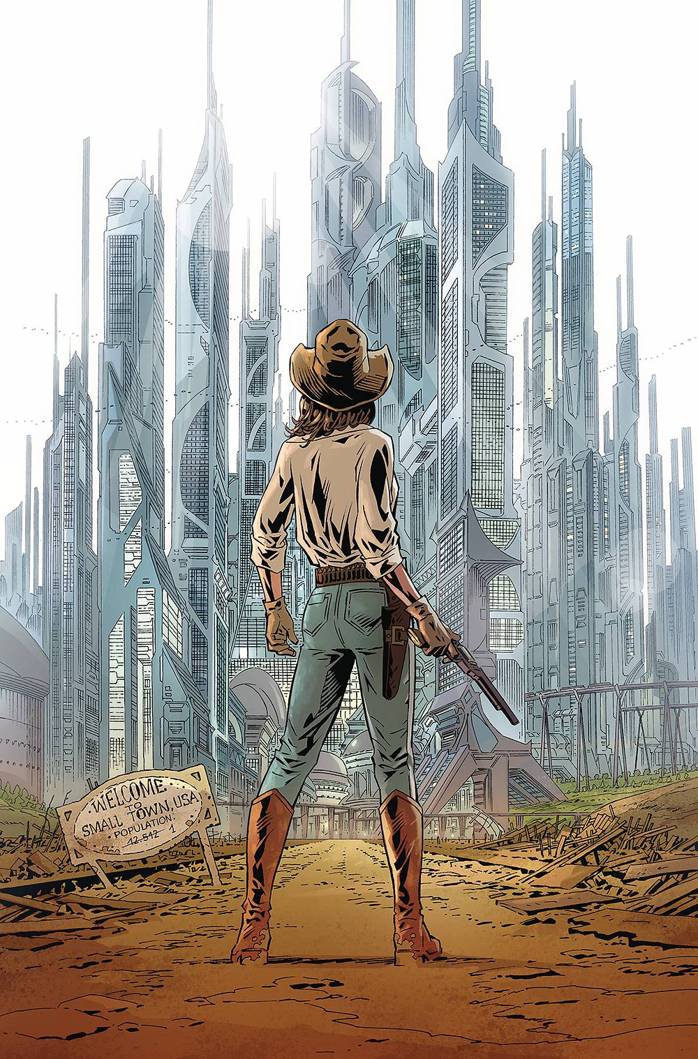Join the Future #1 Cover