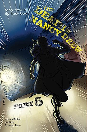 NANCY DREW & HARDY BOYS DEATH OF NANCY DREW #5 CVR A EISMA