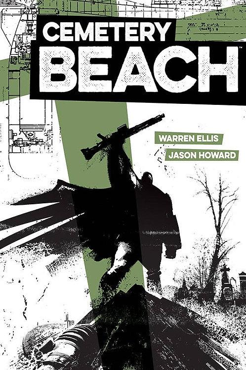 CEMETERY BEACH #4 (OF 7) CVR A HOWARD (MR)