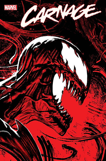 CARNAGE BLACK WHITE AND BLOOD #3 (OF 4)