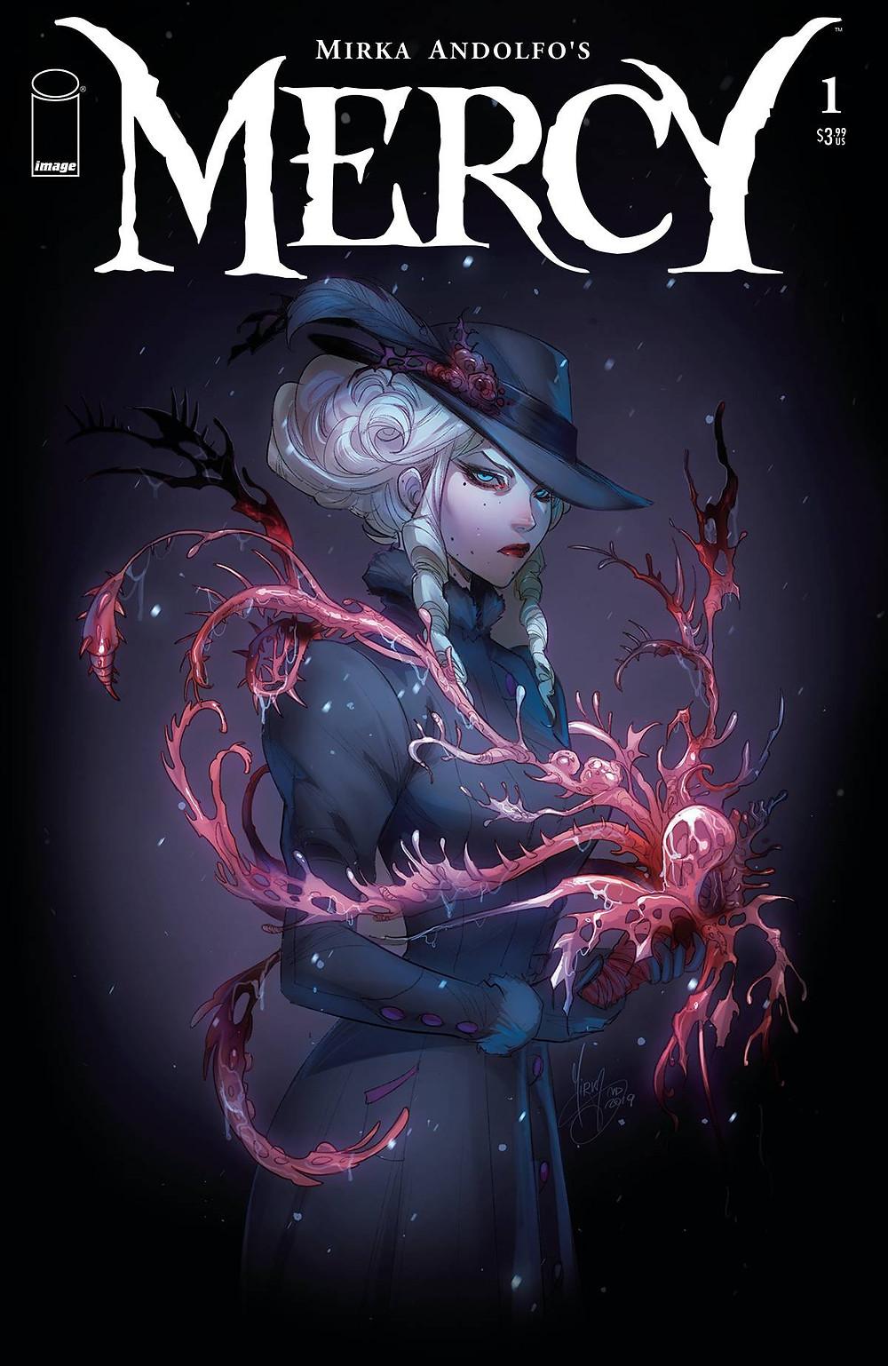 Cover of Mirka Andolfo's Mercy