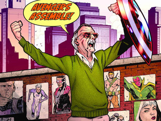 Geeks at the Gates Podcast: Episode 24 - Celebrating Stan