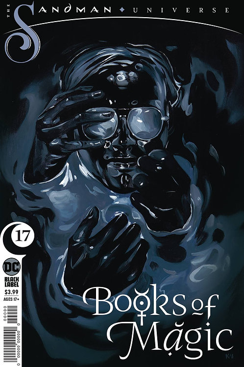 BOOKS OF MAGIC #17 (MR)
