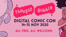 """Similar to climbing Ben Nevis!"" Geeks at the Gates #58, talking with Thought Bubble's Chloe Green"