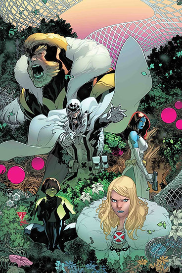 POWERS OF X #3 (OF 6)