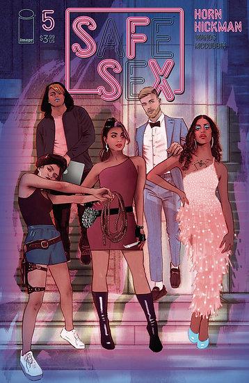 SFSX SAFE SEX #5 (MR)