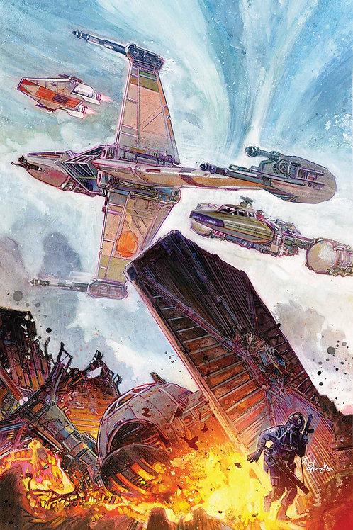 STAR WARS TIE FIGHTER #4 (OF 5) (75960609397700411)