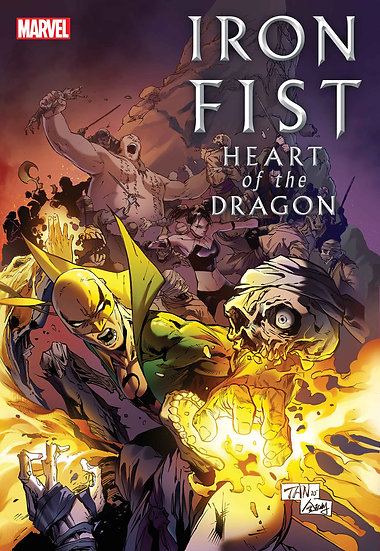 IRON FIST HEART OF DRAGON #2 (OF 6)