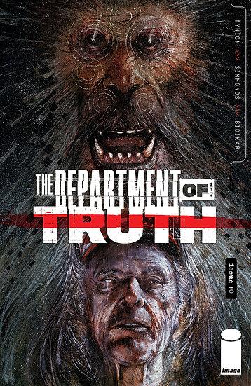 DEPARTMENT OF TRUTH #10 CVR B RICCARDI (MR)