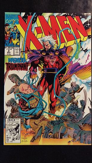 X-MEN #2 (NOV 1991)