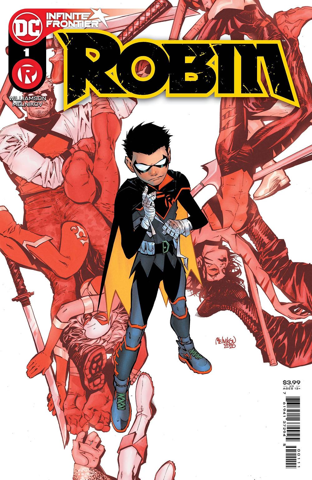 Robin #1 Cover