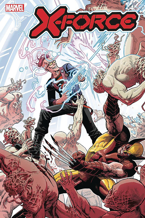 X-FORCE #2 DX
