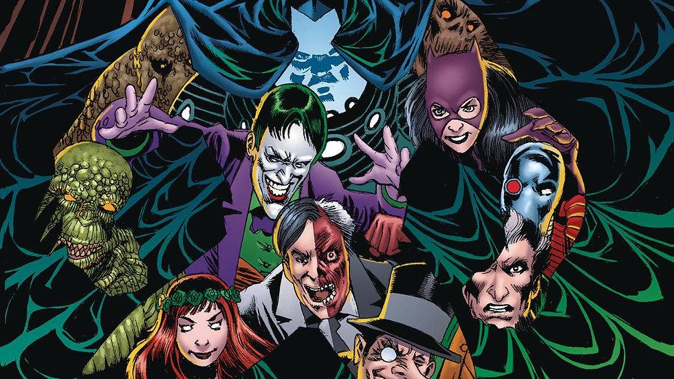BATMAN KINGS OF FEAR #5 (OF 6)