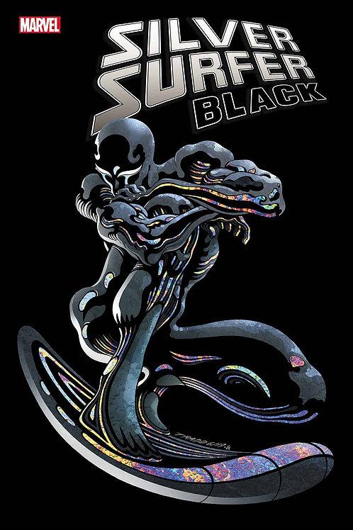 SILVER SURFER BLACK #5 (OF 5)