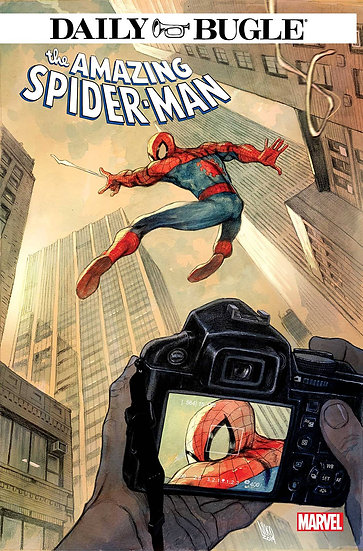 AMAZING SPIDER-MAN DAILY BUGLE #2 (OF 5) (75960609803300211)