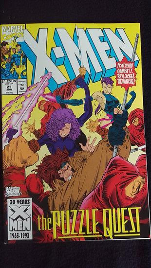 X-MEN #21 (JUN 1993)