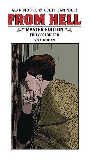 FROM HELL MASTER EDITION #6 (MR) (UK ITEM - RT)
