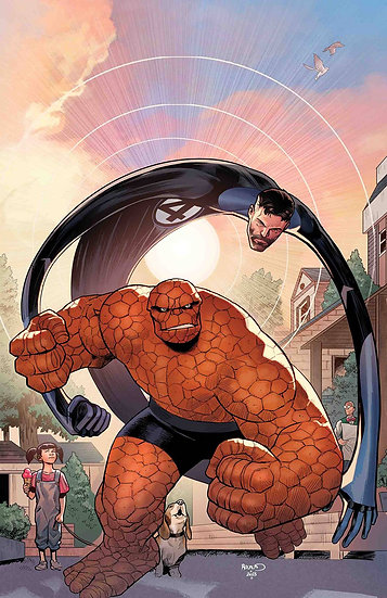 MARVEL TWO-IN-ONE #11 (75960608816401111)
