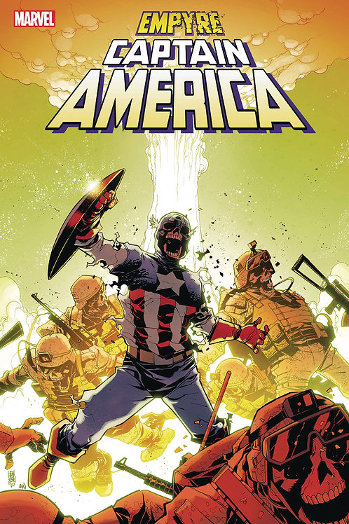EMPYRE CAPTAIN AMERICA #2 (OF 3)