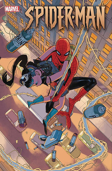 SPIDER-MAN #4 (OF 5)