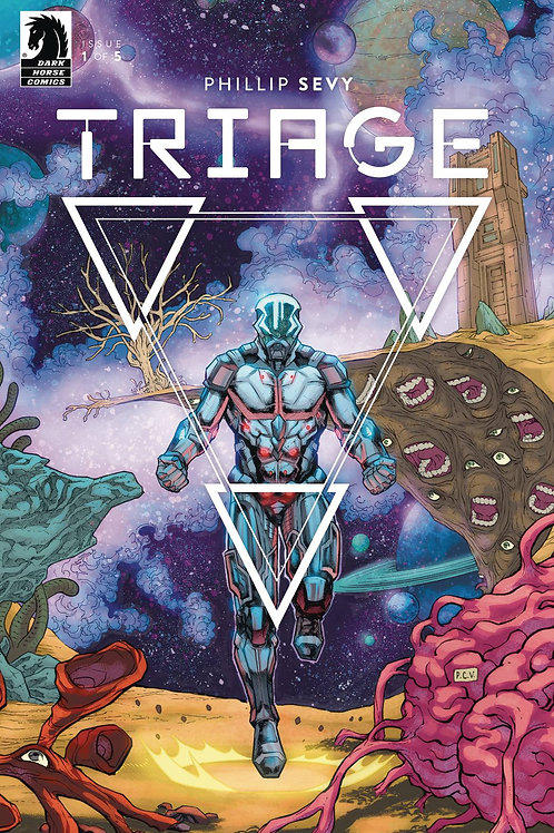 TRIAGE #1 (OF 5)
