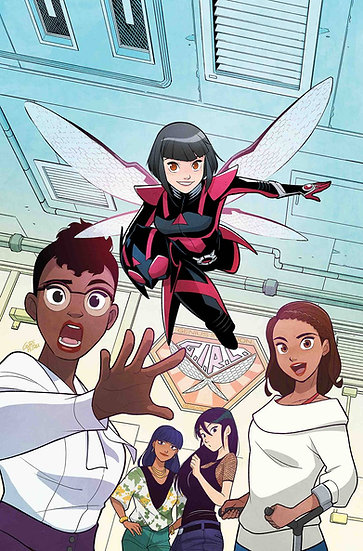 UNSTOPPABLE WASP #1 (OF 5) (75960609059400111)
