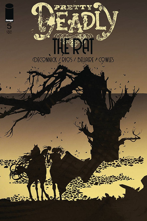 PRETTY DEADLY RAT #5 (OF 5) (MR)