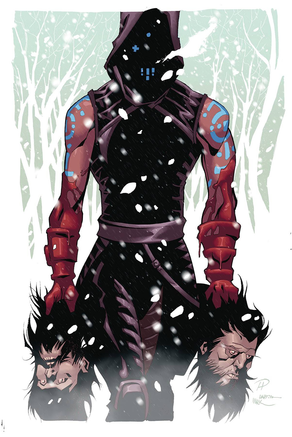 Cover of Artemis and the Assassin #1