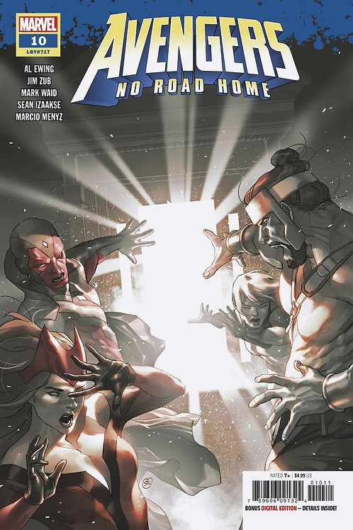 AVENGERS NO ROAD HOME #10 (OF 10) (75960609132401011)