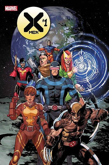 X-MEN #1 DX