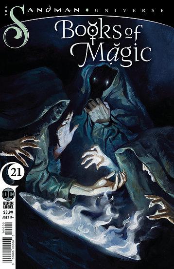 BOOKS OF MAGIC #21 (MR)