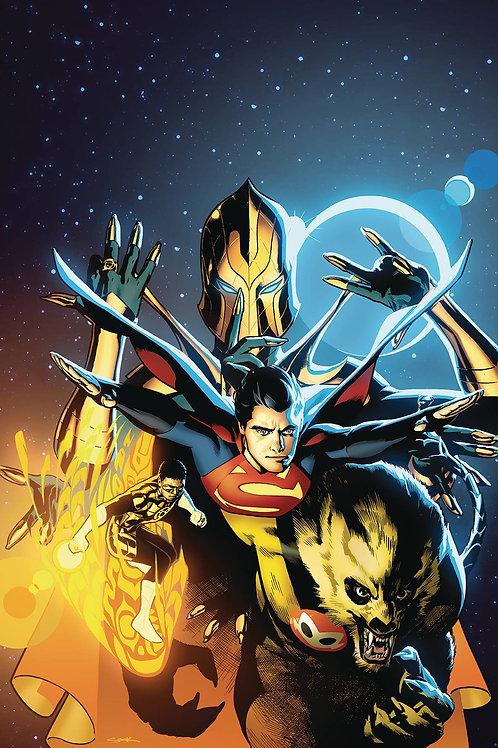 LEGION OF SUPER HEROES #6