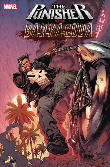PUNISHER VS BARRACUDA #1 (OF 5) (75960608962800111)