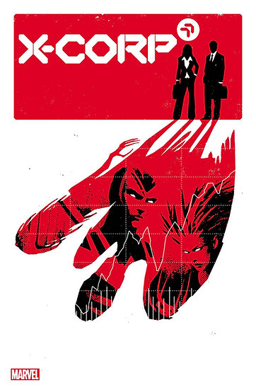 X-CORP #1 (OF 5)