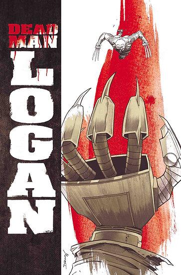 DEAD MAN LOGAN #10 (OF 12)