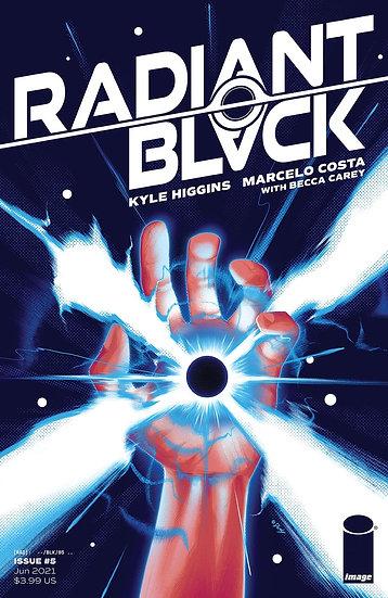 RADIANT BLACK #5 CVR A DOALY