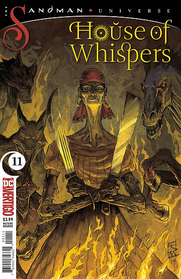 HOUSE OF WHISPERS #11 (MR)