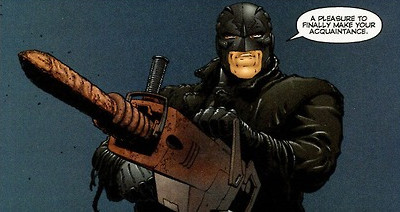 The Midnighter. Art by Frank Quitely
