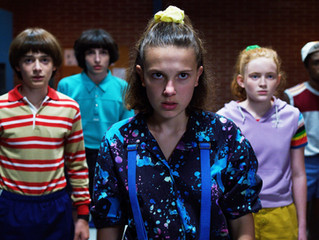 """""""The Russians used a pencil..."""": The Geeks at the Gate Episode 42 - Stranger Things 3"""