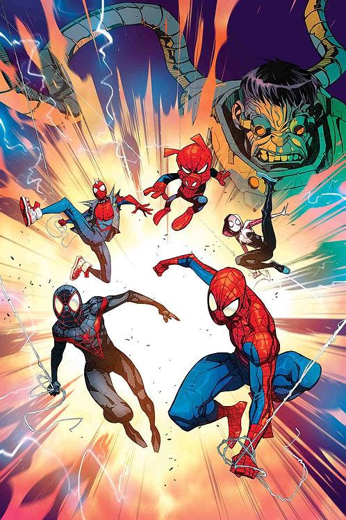 SPIDER-MAN INTO THE SPIDER-VERSE #1 (75960609235200111)