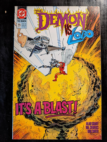 DEMON #15 (1991)