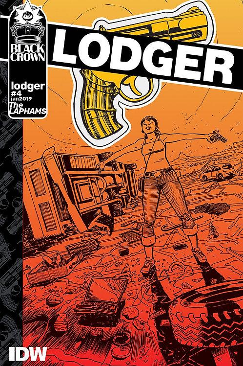LODGER #4