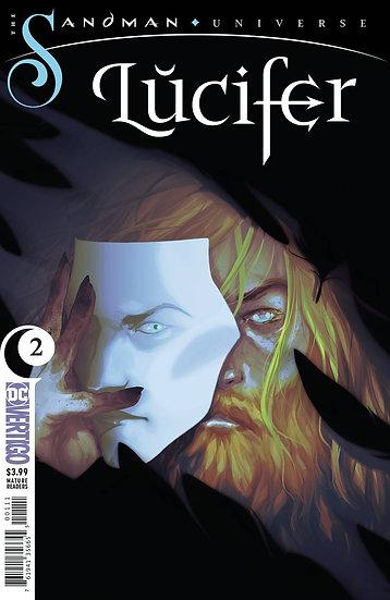 LUCIFER #2 (MR)