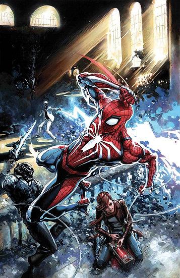 SPIDER-MAN CITY AT WAR #3