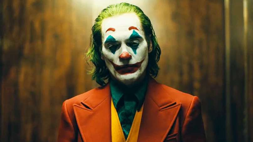 A picture of the Joker