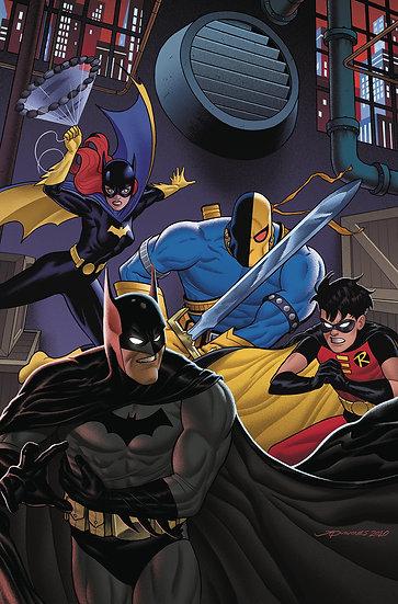 BATMAN THE ADVENTURES CONTINUE #3 (OF 6)